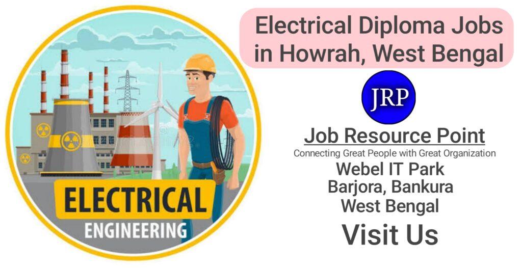 Electrical Diploma Jobs in Howrah