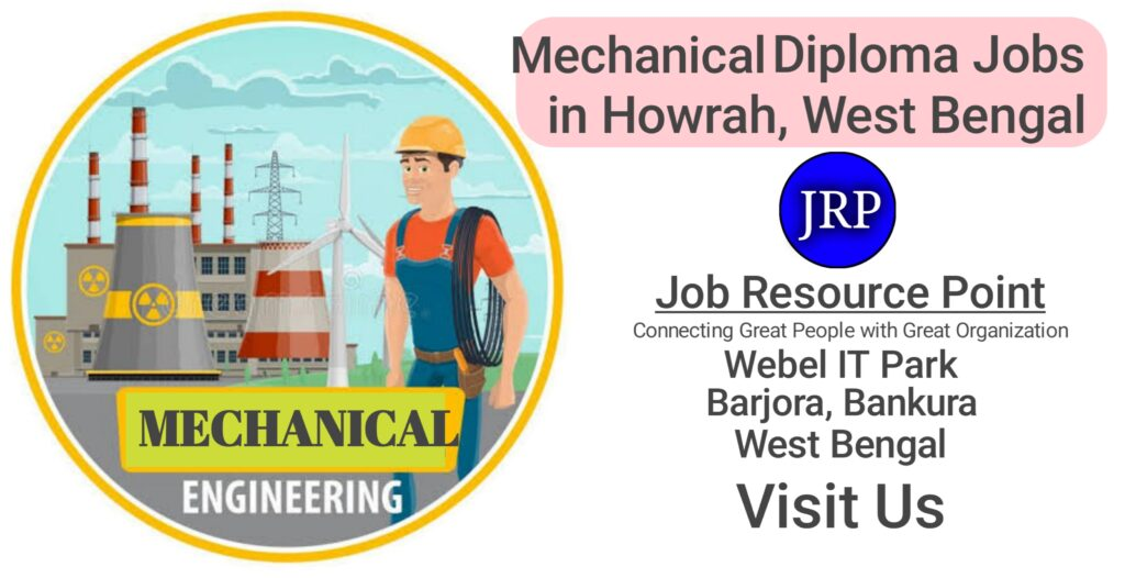 Mechanical Jobs in Howrah