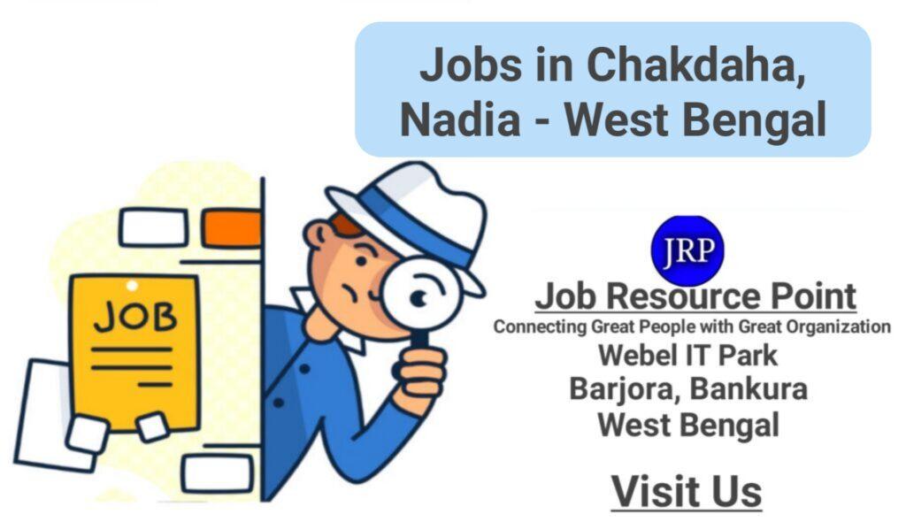 Jobs in Chakdaha