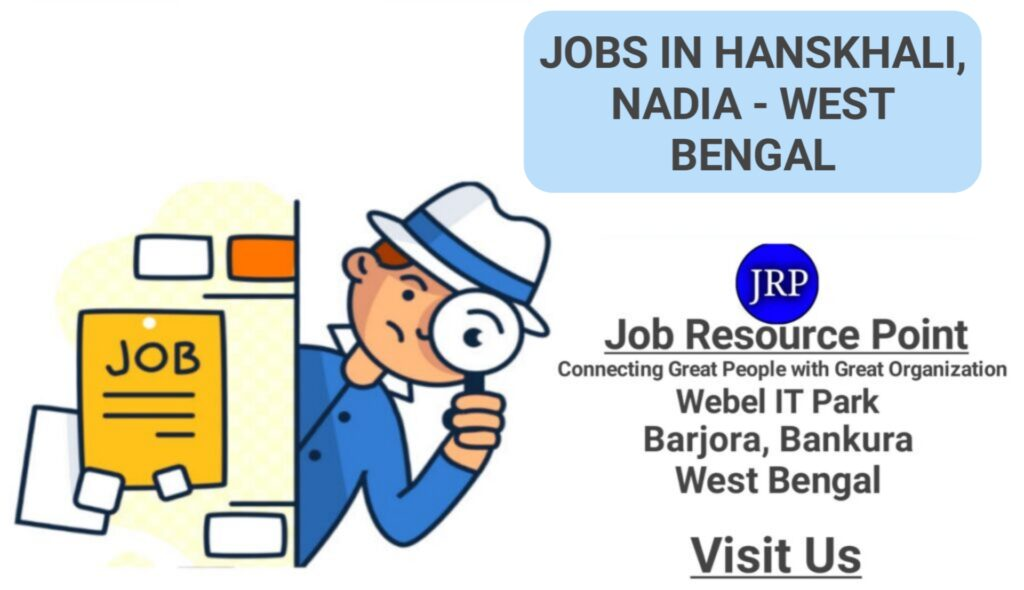 Jobs in Hanskhali
