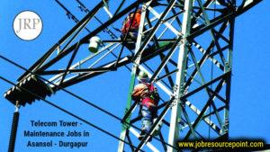 Telecom Tower-Maintenance - Jobs in Durgapur-West Bengal   Job Resource Point.com