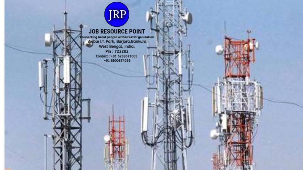 Telecom Tower maintenance Jobs in Durgapur