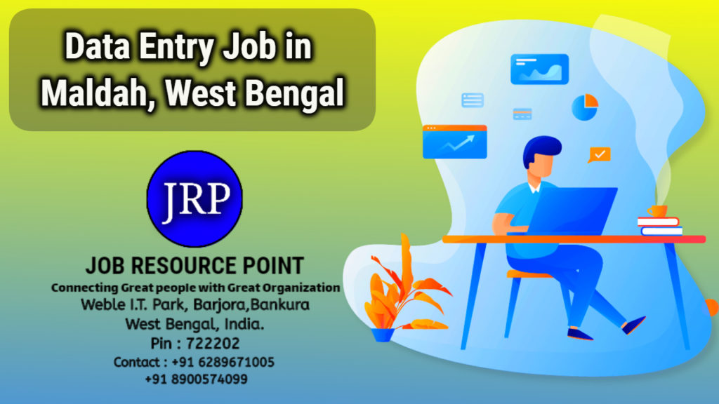 Data Entry Jobs in Malda – West Bengal