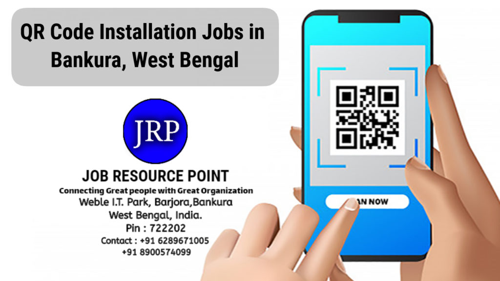 QR Code installation Jobs in Bankura – West Bengal