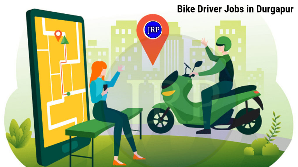 Bike Driver Jobs in Durgapur, West Bengal