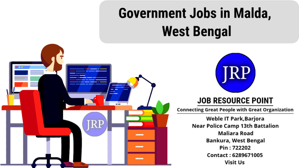 Government Jobs in Malda – West Bengal