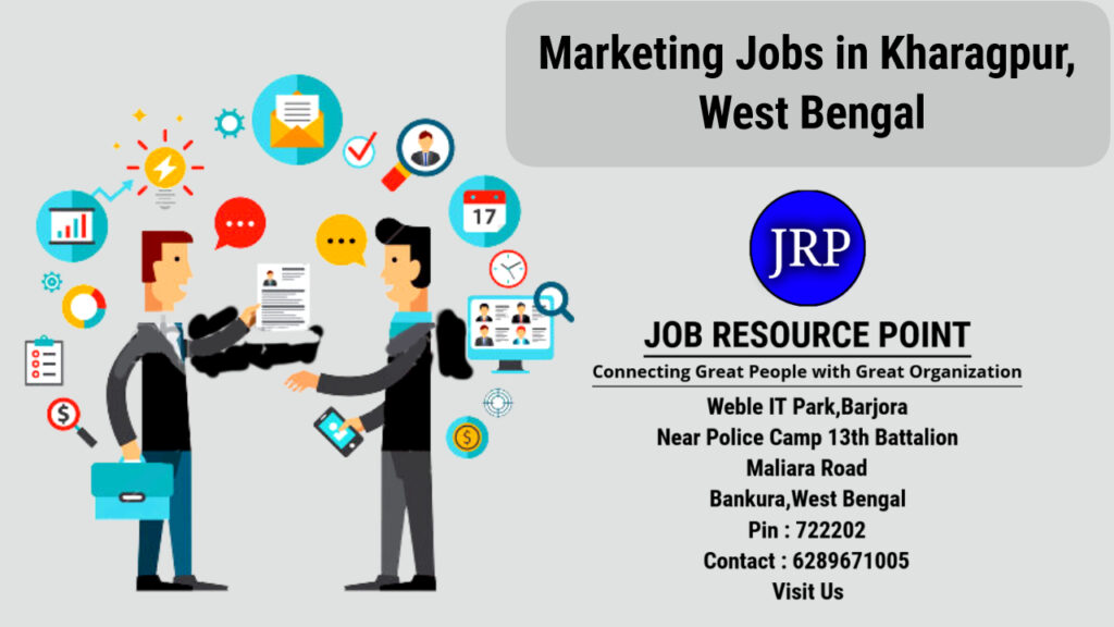 Marketing Jobs in Kharagpur, West Bengal