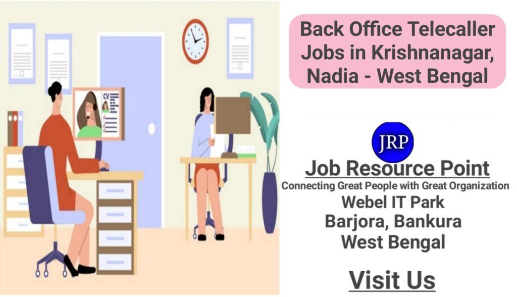 Back Office Telecaller Jobs