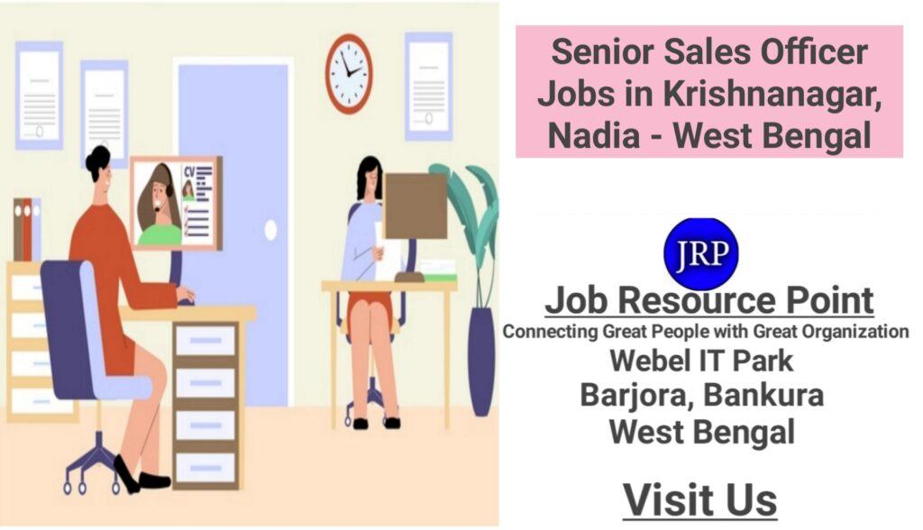 Senior Sales Officer Jobs
