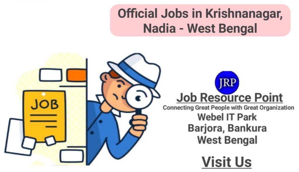 Official Jobs in Krishnanagar