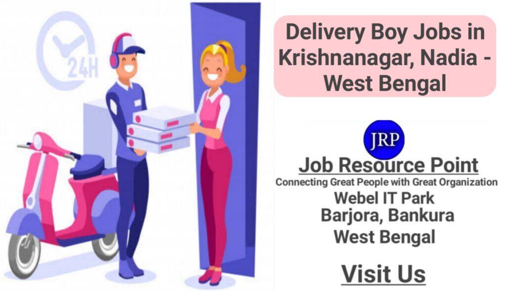 Delivery Boy Jobs in Krishnanagar