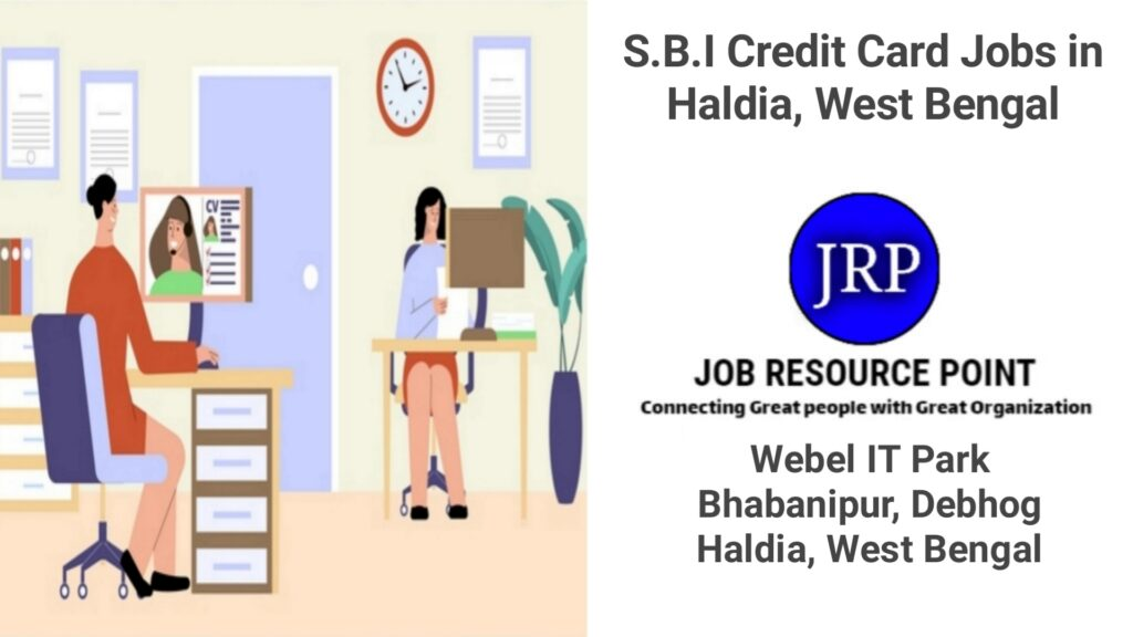 S.B.I Credit Card Telecalling Jobs in Haldia