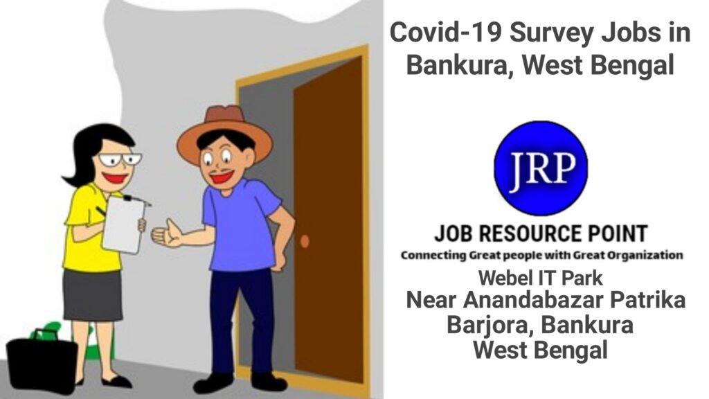 Covid-19 Survey Jobs in Bankura