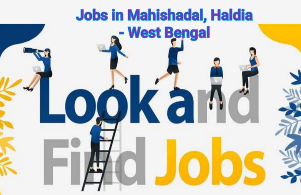Jobs in Mahishadal