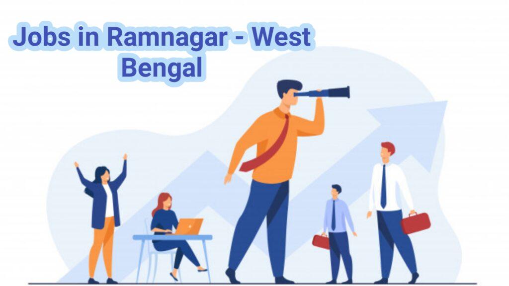 Jobs in Ramnagar