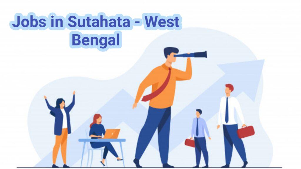 Jobs in Sutahata