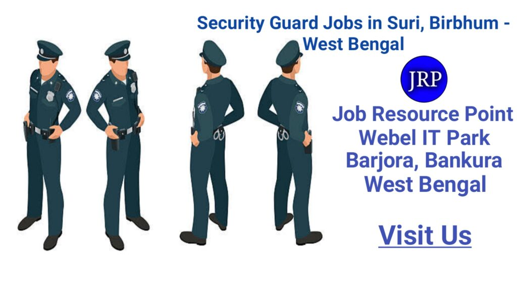 Security Guard Jobs in Suri